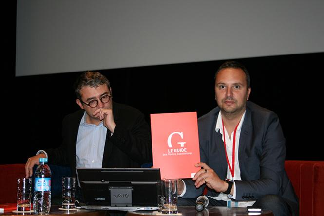 Laurent Butstraen et Loïc Chusseau