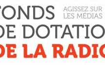 Biarritz 2016 : Un Fonds de Dotation de la Radio : une grande initiative privée pour la diversité culturelle et l'information de qualité