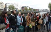 Une délégation SNRL en Irlande