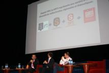 Biarritz 2016 : Le congrès du SNRL est aussi l'occasion pour les congressistes de rencontrer les délégués nationaux et partenaires du syndicat