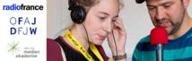 Atelier radio franco-allemand pour jeunes journalistes - Appel à candidature avant le 8 novembre 2019