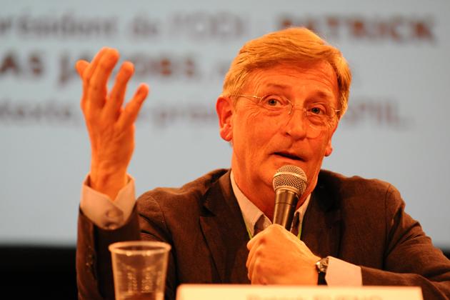 Patrcik Eveno, Président du Conseil de déontologie journalistique et de médiation