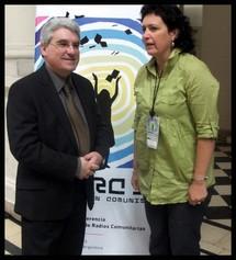 Emmanuel Boutterin et Michelle Lestelle