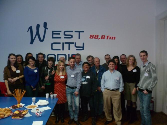 Réunion des organisations nationales européennes à Timisoara, Roumanie