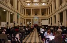 L'Assemblée au Palazio municipal