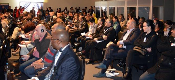 Forum Mondial des Droits de l'Homme - Marrakech - Novembre 2014