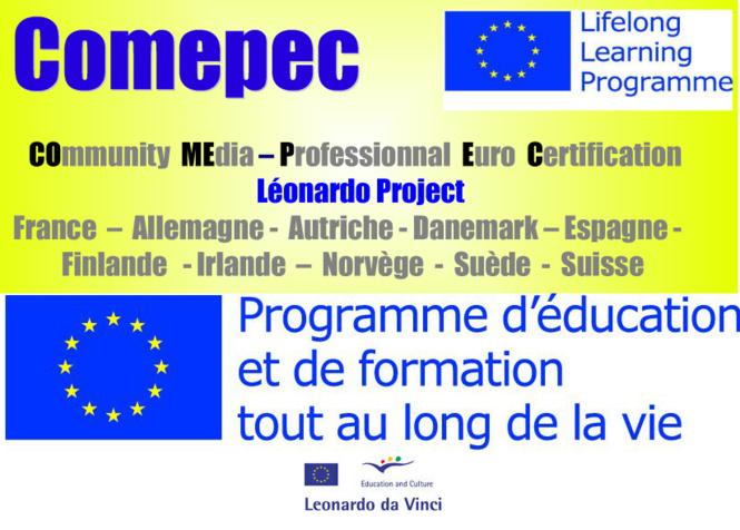 COMEPEC : Production d'un référentiel de formation