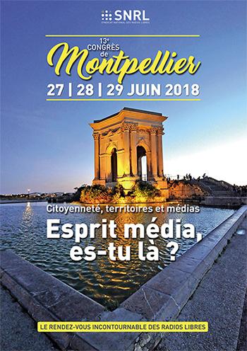 13e Congrès du SNRL à Montpellier 2018 - Programme complet et inscriptions