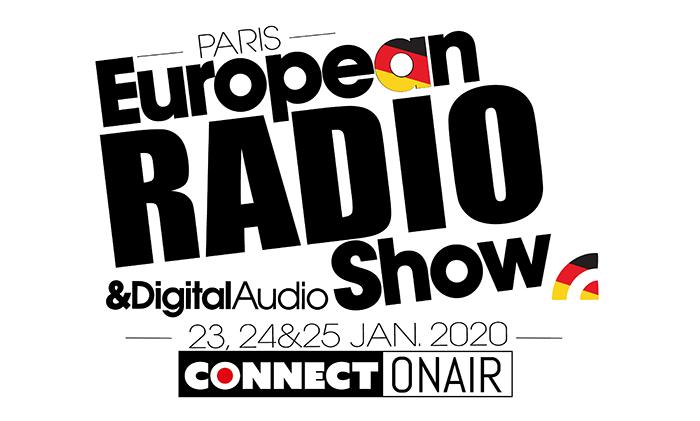 Le SNRL présent au Salon de la Radio - Du 23 au 25 janvier 2020