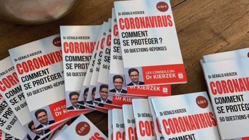 Déconfinement : le guide pratique du Dr Kierzek en accès libre pour se protéger du virus