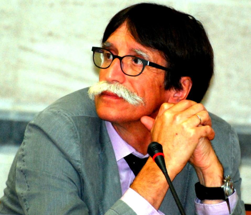 Jérôme Bouvier lors du Congrès 2012 du SNRL en Champagne-Ardenne