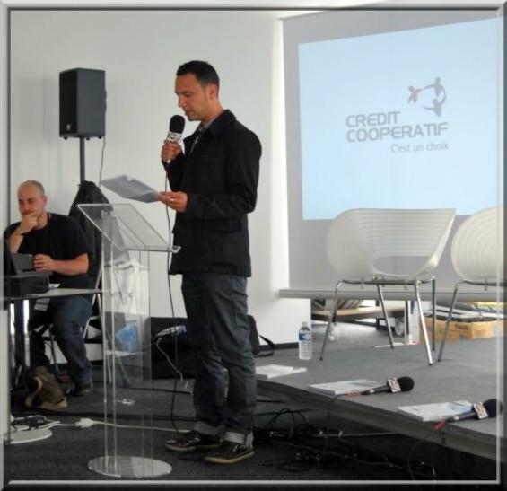Loic Chusseau présente les exigences du Syndicat pour un nouveau FSER