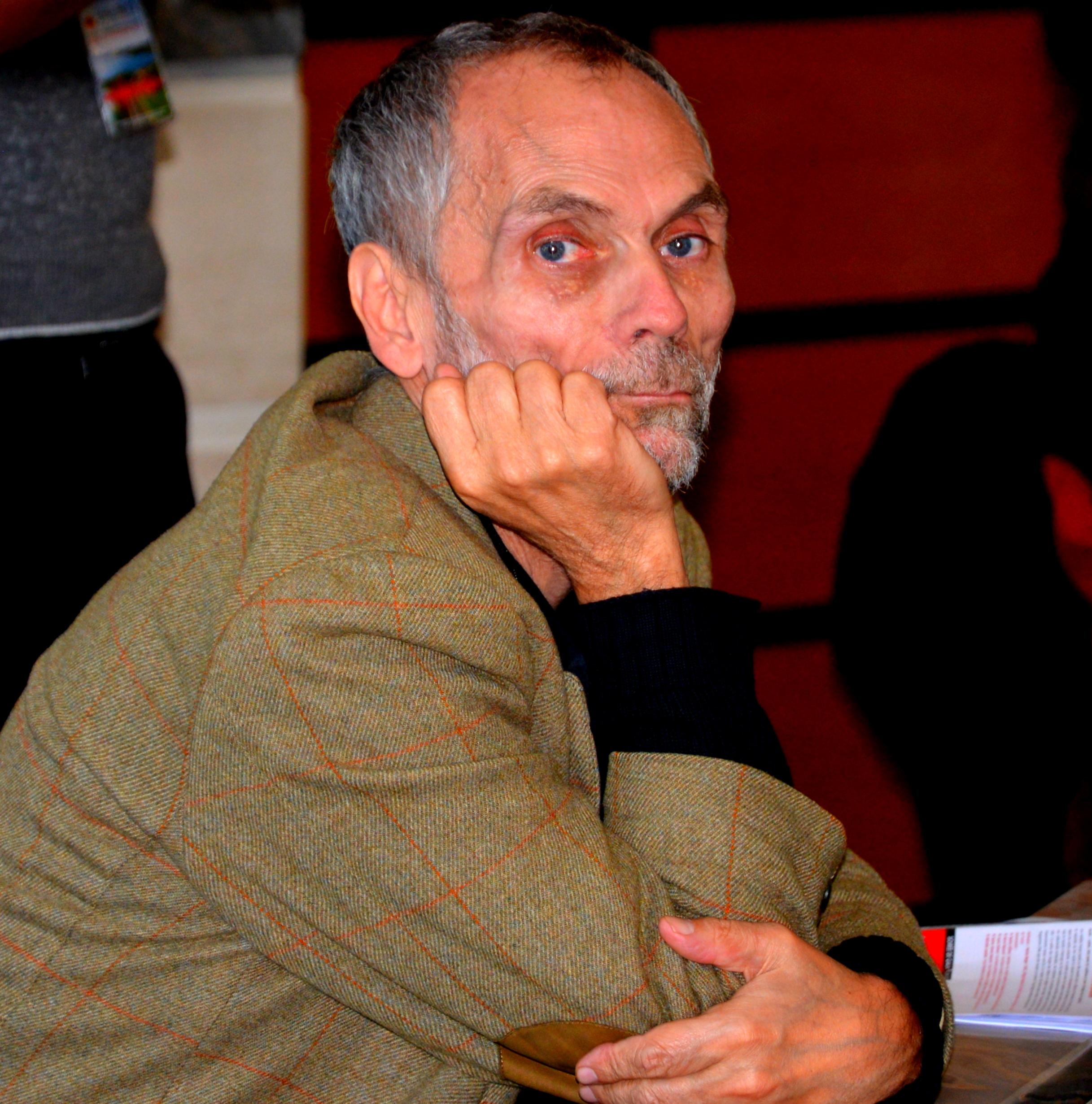 Patrice Berger, Président de l'ORCEL