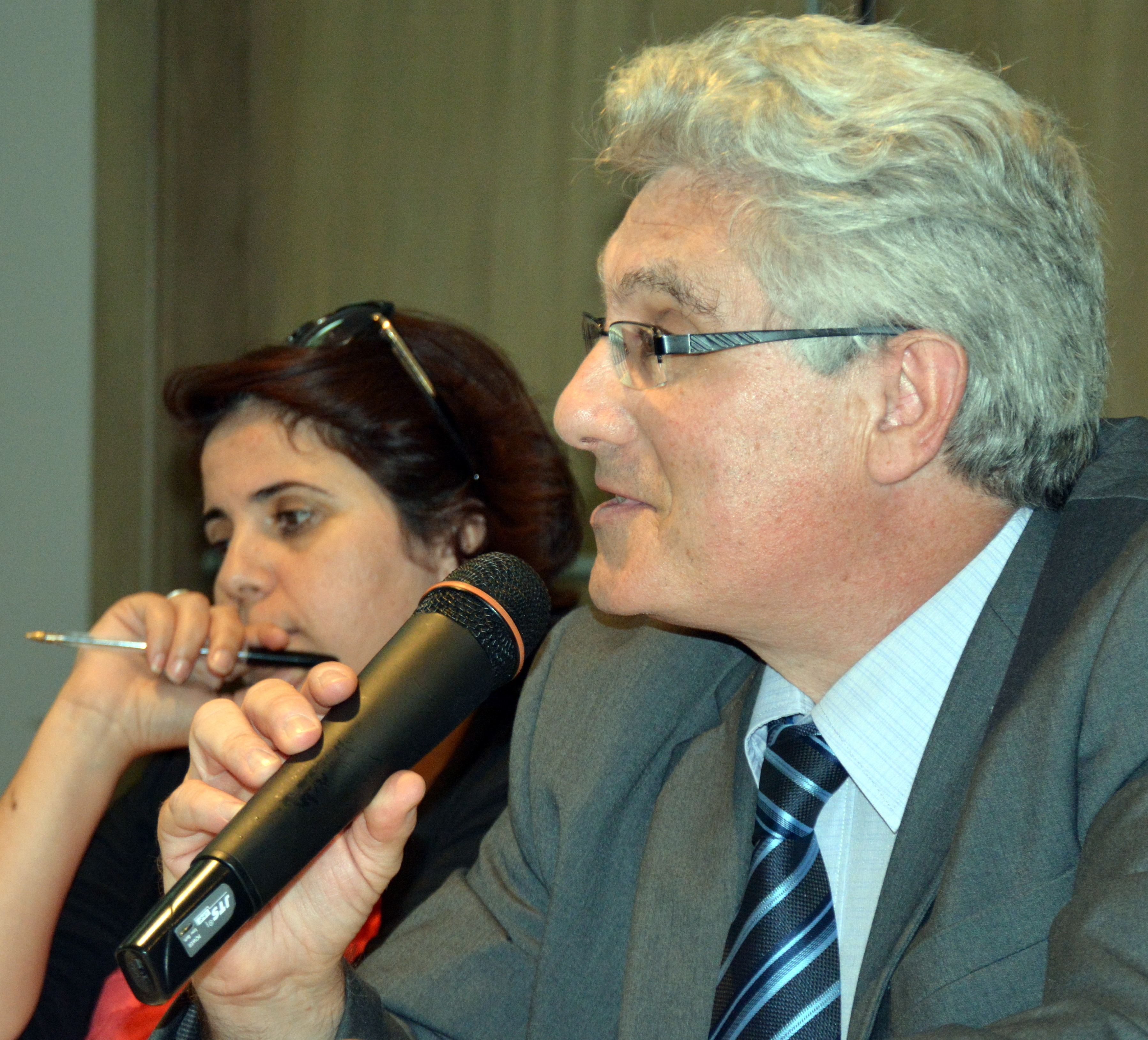Emmanuel Boutterin, Vice-président exécutif de l'AMARC International