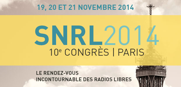 Congrès de Paris - SNRL 2014 : convocation statutaire