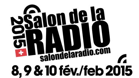 8, 9 et 10 février : le SNRL au Salon de la Radio 2015