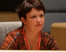 Michelle Lestelle, Vice-présidente du SNRL, chargée du suivi des dossiers FSER