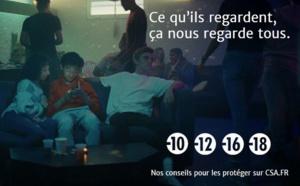 Le CSA lance la campagne de sensibilisation au dispositif de protection du jeune public