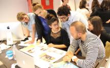 Soirée à l'Ecole Supérieure de Journalisme de Montpellier - A la Cité Créative, un laboratoire d'expérimentations pour la radio du futur