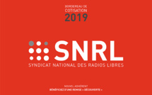 En 2019, pour défendre les radios associatives... adhérez au SNRL