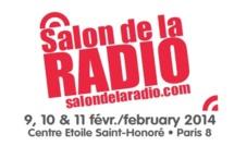 9, 10 et 11 février : le SNRL au Salon de la Radio 2014