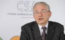 A la rencontre d'Olivier Schrameck, Président du Conseil Supérieur de l'Audiovisuel