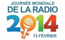 13 février 2014 - Journée Mondiale de la Radio : renforcer la liberté d'expression et la diversité culturelle